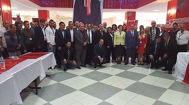 MHP Pamukkale kongresini yaptı