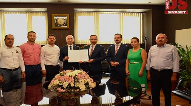 Sarayköy Belediyesi'nden eğitime büyük hamle