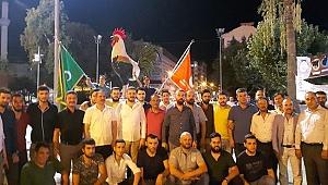 Alperenlerden mesaj: Bayrak yere düşmeyecek