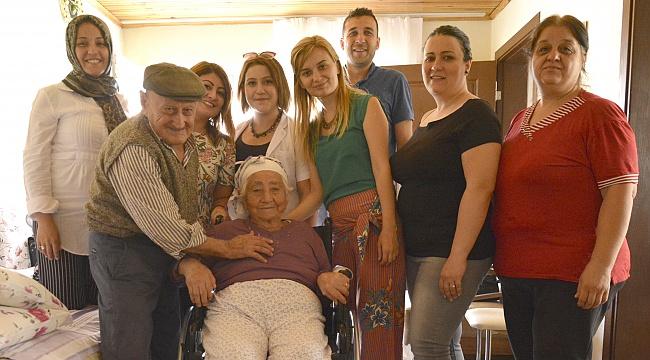 Sarayköy'de çözüm odaklı ziyaretler yapılıyor