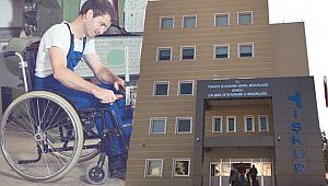 İşkur'dan Engelli Vatandaşlara Müjde