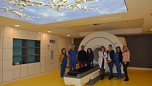 PAÜ Hastanesi'nde Tomoterapi Tedavisi Başladı