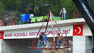 Açılışı Beklenen Köprüye  Mühür Şoku