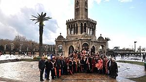 Buldan'lı Muhtarlar İzmir'de