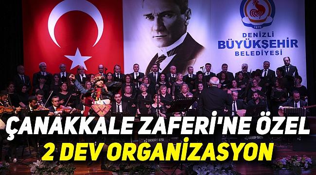 Büyükşehir'den 2 dev organizasyon