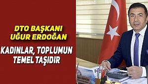 Erdoğan'dan 8 mart açıklması
