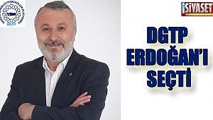 DGTP Erdoğan'ı seçti