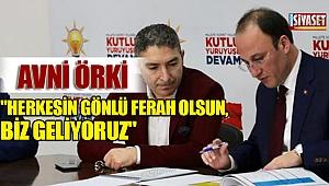 Avni Örki,