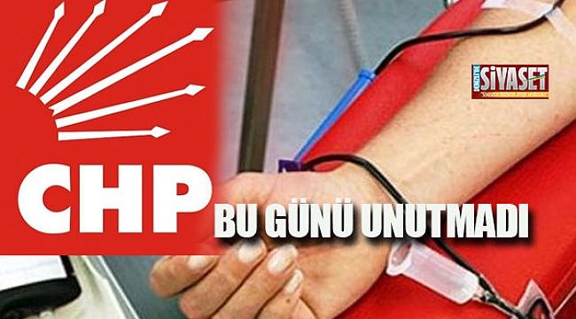 CHP bu günü unutmadı