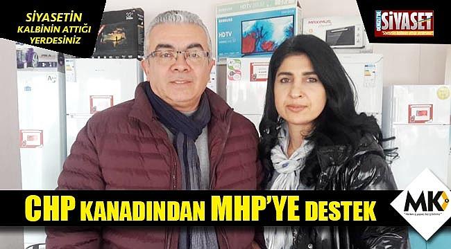 CHP'li eski başkanlar MHP'li aday için istifa etti