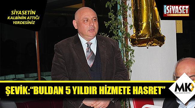 Şevik: