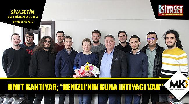 Ümit Bahtiyar;