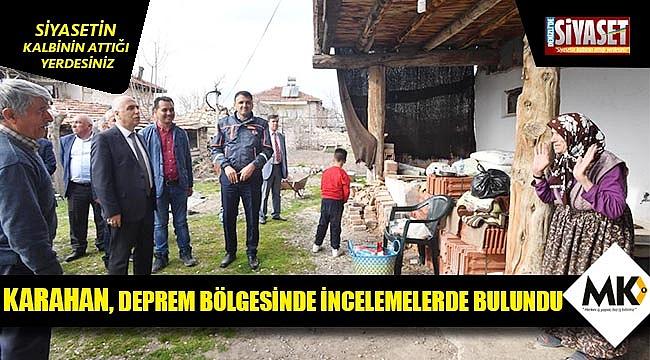 """""""AFAD Müdürlüğünce 240 adet çadır kuruldu"""""""