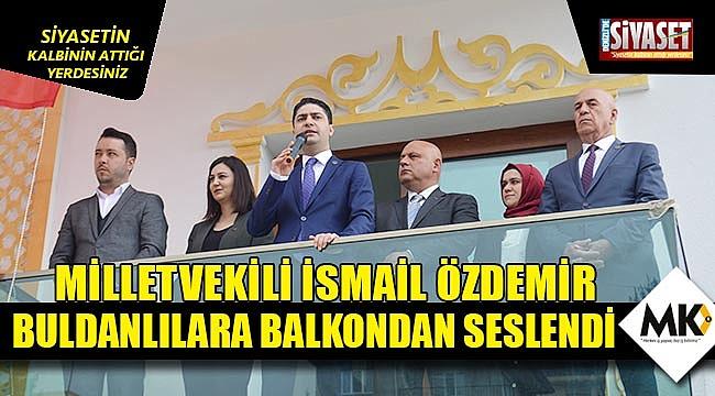 Buldanlılardan Mustafa Şevik için destek istedi