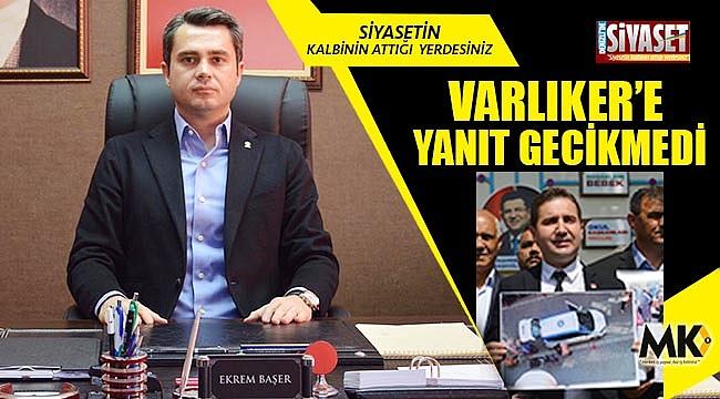 AK Partili Başer,