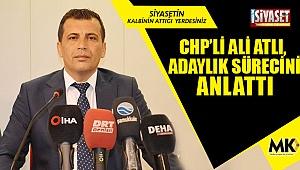 CHP'li Atlı Babadağ'a huzur getirecek