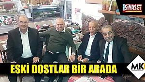 Eski Başkanlar Buldan'da buluştu