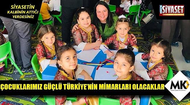 """Ök, """"Çocuklarımız güçlü Türkiye'nin mimarları olacaklar"""""""