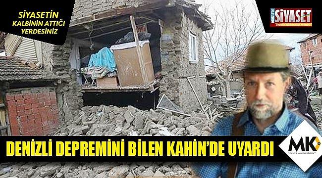 8 Büyüklüğünde deprem gerçekleşebilir