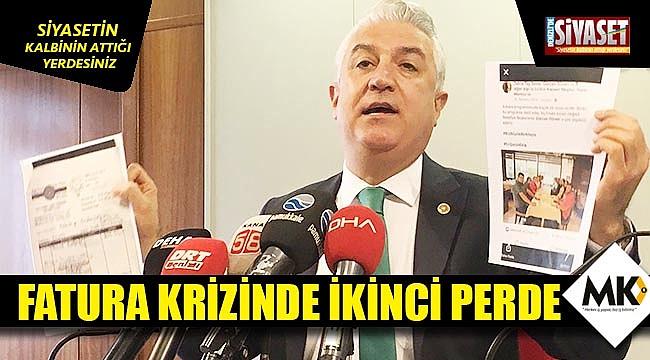 """""""AK Parti'den yanıt bekliyorum"""""""