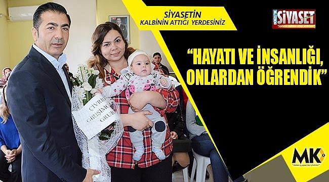 Erdoğan, annelerin toplumdaki önemini vurguladı