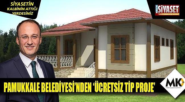 Pamukkale Belediyesi kaçak yapılaşmayı önleyecek