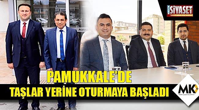 Pamukkale'de yeni müdürler belli oluyor