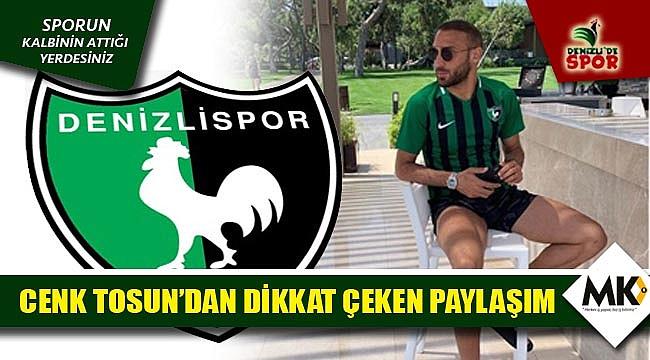 ''Süper Lig'e hoş geldin Horoz''