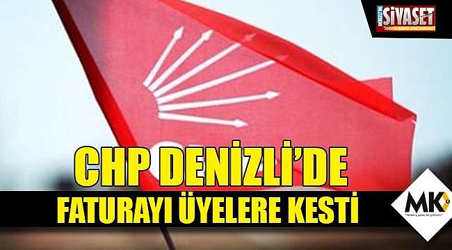 CHP'de 4 ihraç 1 kınama