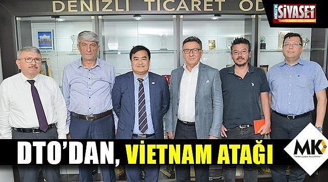 DTO'dan, Vietnam atağı