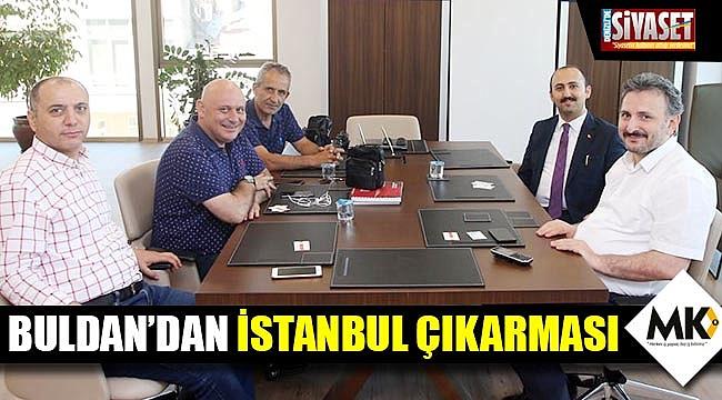 Buldan'dan İstanbul çıkarması