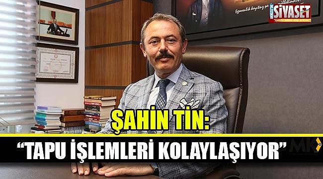 Şahin Tin: