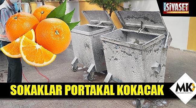 Sokaklar portakal kokacak