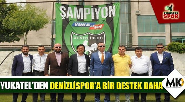 Yukatel'den Denizlispor'a bir destek daha