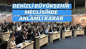 Alparslan Türkeş ismi Denizli'de ölümsüzleştirildi