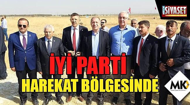 İYİ Parti harekat bölgesinde