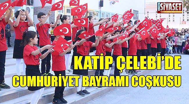 Katip Çelebi'de Cumhuriyet Bayramı coşkusu
