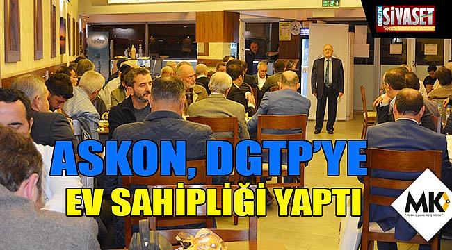 ASKON, DGTP'ye ev sahipliği yaptı