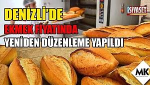 Ekmek fiyatında yeniden düzenleme yapıldı