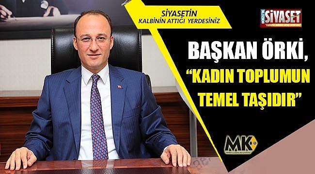 Başkan Örki,