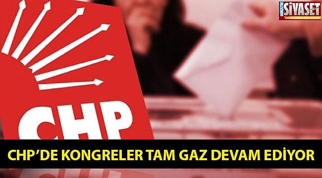 CHP'de sandıklar konuşuyor