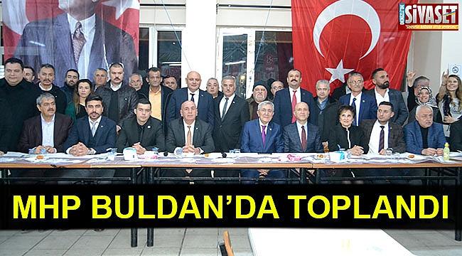 MHP Buldan'da toplandı