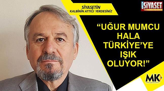 """""""Uğur Mumcu hala Türkiye'ye ışık oluyor!"""""""