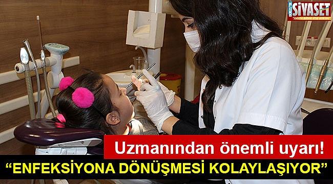 Çocuklarınızın tedavilerini ertelemeyin!