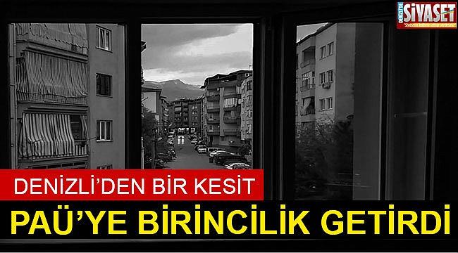 Ankara'dan Denizli'ye birincilik geldi