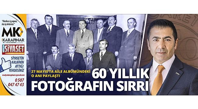 Erdoğan'ın 60 yıllık aile sırrı
