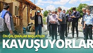 Başkan Şevkan: Bu kış depremzede kardeşlerimizin yeni evlerinde olacak