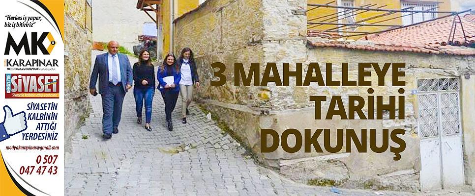 Buldan'ın üç sokağı daha turizme kazandırılacak