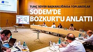 SODEM'de Bozkurt'u anlattı