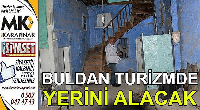 Buldan, Kültür Turizminde yerini alacak